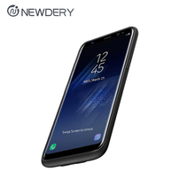 Power Battery Case Backup Affordable price 5500mAh For Samsung S8 Plus mobile Case Power Bank