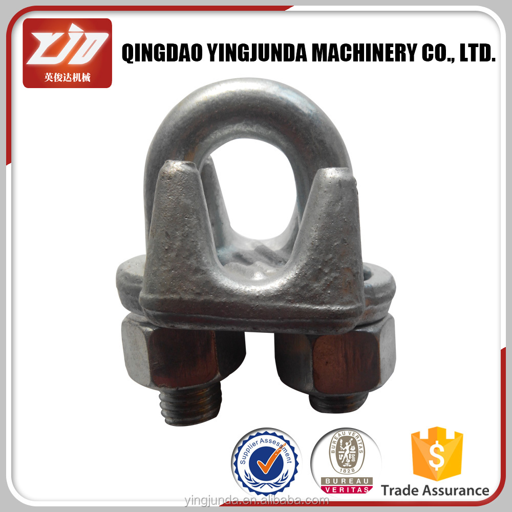 rigging hardware wire rope clip forged wire rope clip metal cable clip