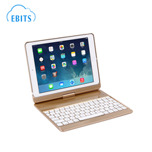 Wireless bluetooth keyboard with 7 colors backlit
