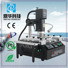 bga solder ball machine rework station updated from IR6000 for XBOX PS2 PS3 Wii X360 laptop motherboard repair reballing