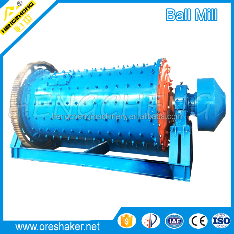 China prices gold mining machine small wet ore grinding Ball Mill