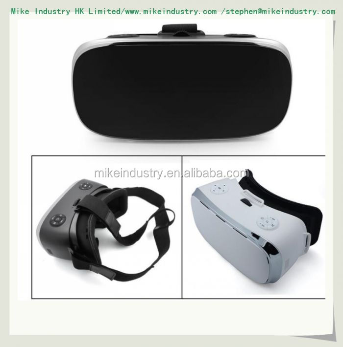 Best sell VR BOX 3d glasses virtual reality helmet video glasses android all in one 3d