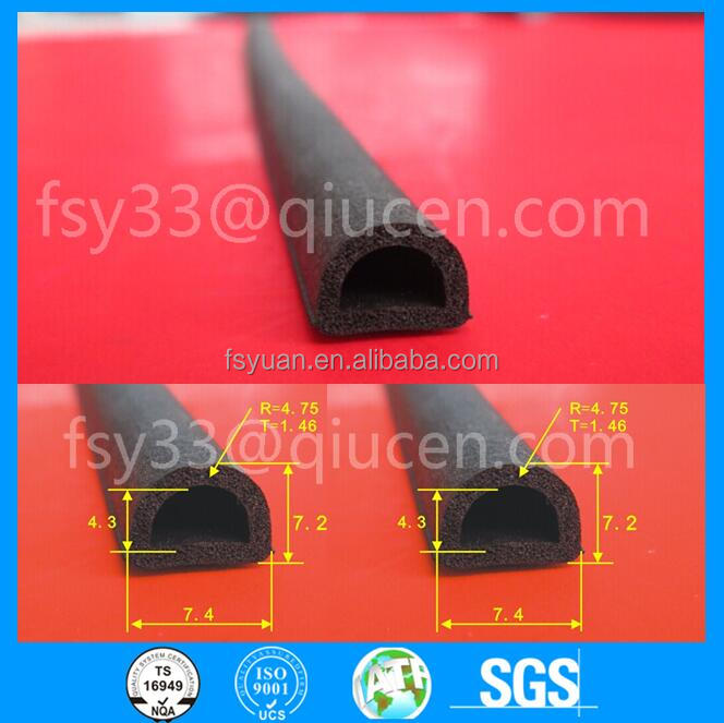 OEM custom hydrophilic water swelling strip rubber water stop strip bentonite water stop strip