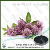 Red Clover Extract 8% 20% 40% Isoflavone---YOUGU supplier