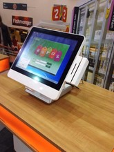 pos hardware/Epos / tablet pc/ all in one pc/ touch pos station/ retail pos/sales point system
