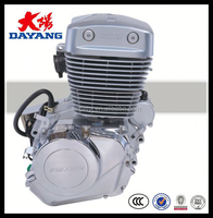 Single Cylinder Air-Cooled Loncin 250cc 3 Wheel Motorcycle Engine