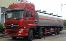 China famous 8*4 dongfeng chemical tanker truck
