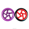 142*30mm High rebound PU wheel for scooter