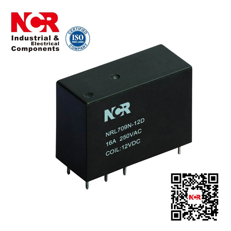 16A 250VAC Latching Relay (NRL709N)