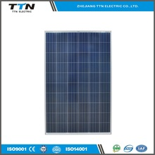 Cheaper hot sale natural 200w poly suntech solar panel sale with 18% efficiency