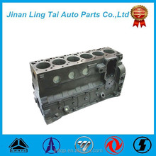 Direct selling ! Original Sinotruk cnhtc Cylinder block for Steyr WD615 engine howo truck