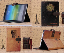 "Classic Color Flip Leather Wallet Case For XiaoMi MiPad 7.9"" Tablet PC"