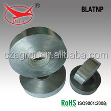Heat resistant self wound aluminium foil tape