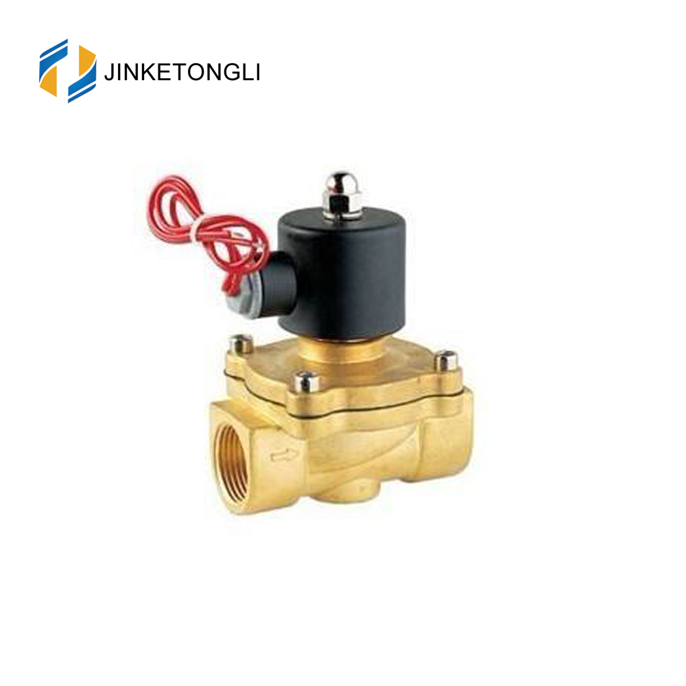 ip68 normally open water solenoid valve