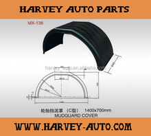Mudguard/Fender/Mudapron for trucks and trailers 1400*640*700mm