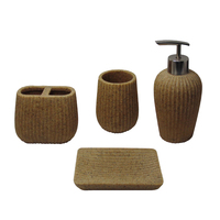 EA0808 sand stone roka bathroom mixers set