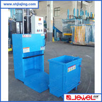 JP-T5 Hot Selling hospital rubbish baler
