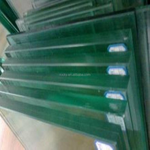 safety building laminated glass for partition and door and window price