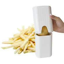 New Perfect Fries One Step French Fry Cutter Potato bar Chips Slicers