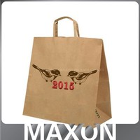 Customizable direct manufacturers brown paper bag,kraft paper bag,paper shopping bag