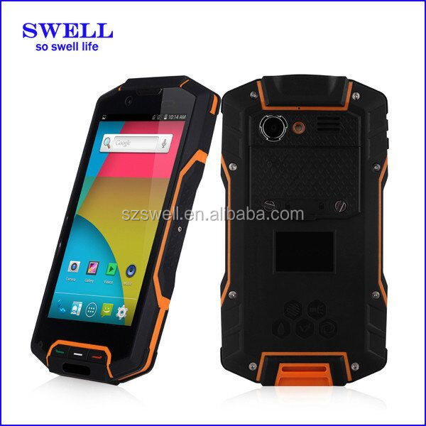 IP68 4G LTE/ NFC/OTG/ Android 5.1 5inch IPS screen dual sim cards rugged cheapest china mobile phone in india