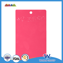 high gloss rose red polyester resin nanoparticle coating WA-4933