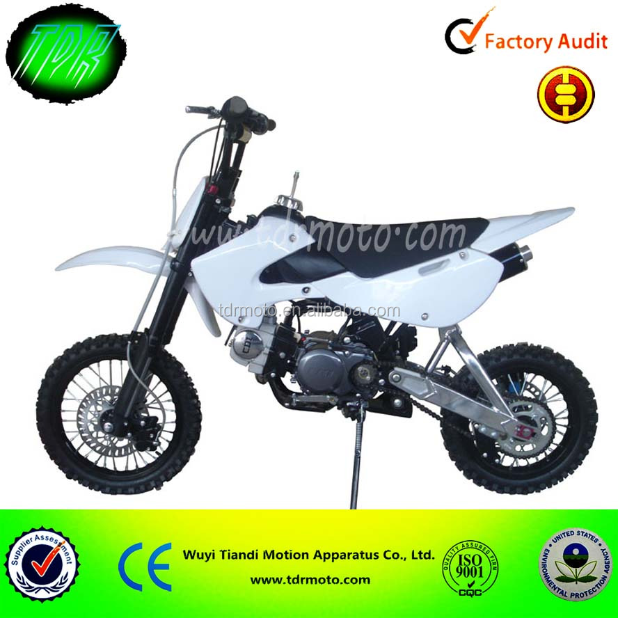 125cc powerful off road bike