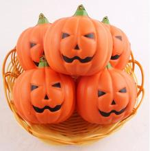 Smile Squishy Charm pumpkin Model Slow Rising Dog Warm Squishy Toys Squeezing Toys For Kids