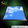 595*595*8.5MM Size Blue Sky Panel 200-240V AC TUV,CE,SAA 3400LM 600x600 40W LED Ceiling Panel Light