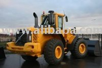 Used Machine Wheel loader Volvo L120 E