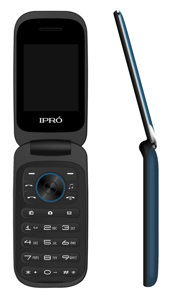 IPRO 2016 hot selling f8 2.4 inch Big Speaker big button Feature flip Cell boost mobile Phone