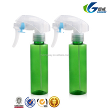 2015 China alibaba 50ml white blue green red amber plastic water bottle