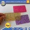 decoration material acrylic wholesale pmma plastic glitter sheet