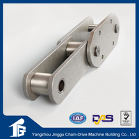 A B Serise short pitch roller chain chinese factories carbon steel stainless steel