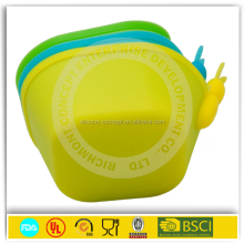 DIY baking tools BPA free cute cup shaped silicone cake model