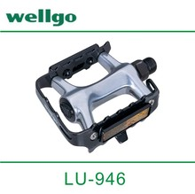 Wellgo LU-946 Exercise Bike Pedal for Elderly with Ball Bearing