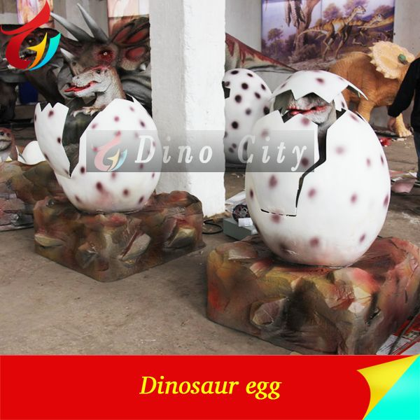 Animatronic Growing Hatching Dinosaur Egg Toy