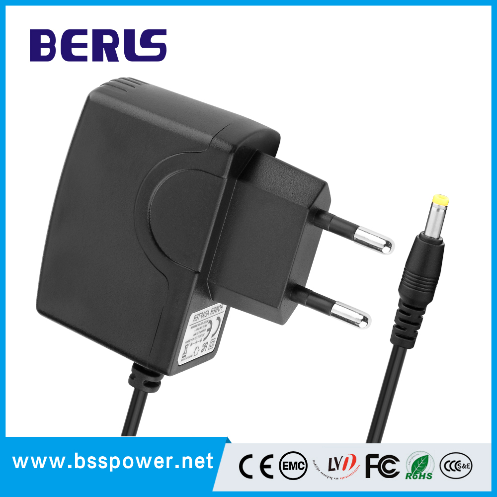 CE OEM EU Plug Wall Hot Sale High transmission rate ac/dc adapter