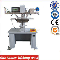 TJ-77 Security hologram printing machine/label avert counterfeit heat press machine/