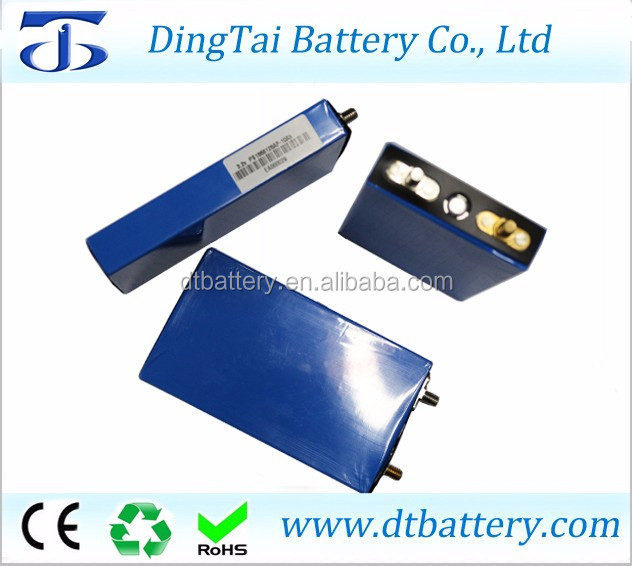 LifePO4 <strong>battery</strong> 3.2V 8Ah DTBLF1865103 prismatic aluminum case cell for storage power start power and electric bike