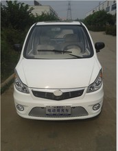 Electric Fuel and New Condition auto electric car