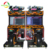 New product 42 inch racing car coin operated moto gp simulator arcade game machine