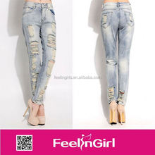 2014 Stylish Wholesale High Quality Jeans Brands