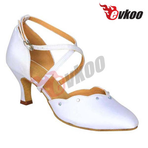 Fashion rihnstone shoes! ladies shoes comfortable tap dance shoes