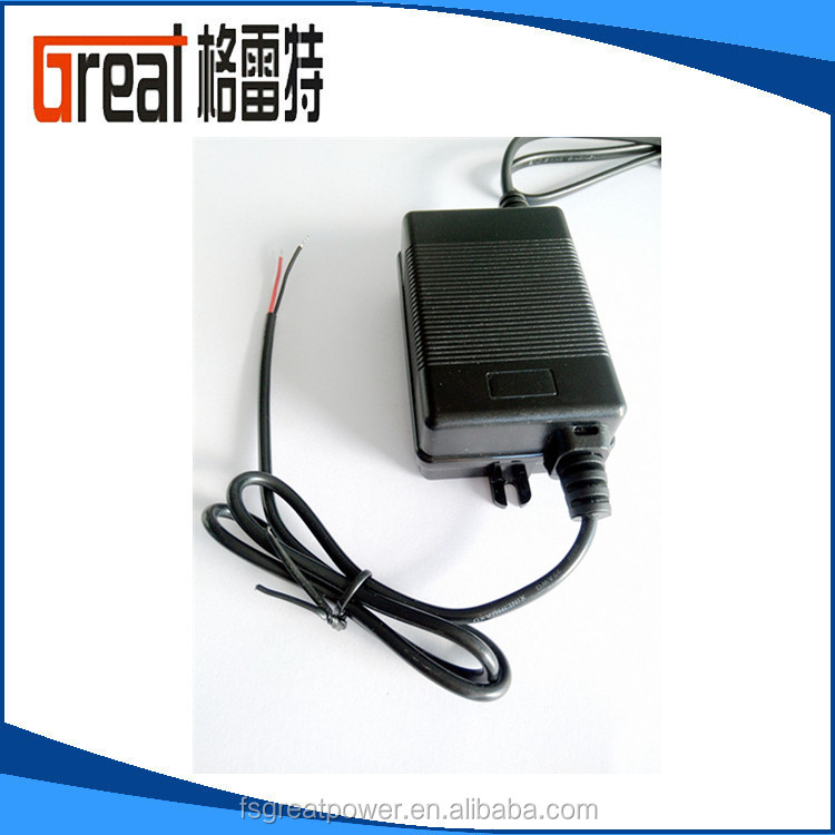 Adapter 24v ro water purifier spare parts for ro water purifier booster pump