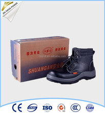 supply steel toe non slip safety shoes