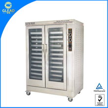 Commercial electric hot air 26 trays bread proofer/bread fermentation box