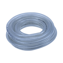 Hot sell delicate multicolor reinforced pvc steel wire drainage pipe
