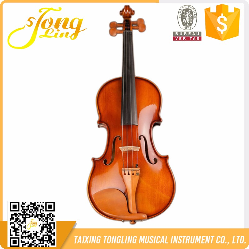 New Popular High Quality Old Antique Violin With Case