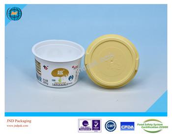 plastic take away fruit cups with lid with FSSC 22000 certificate